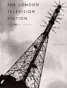 The World's First HD TV Broadcast from Ally PAll in 1936